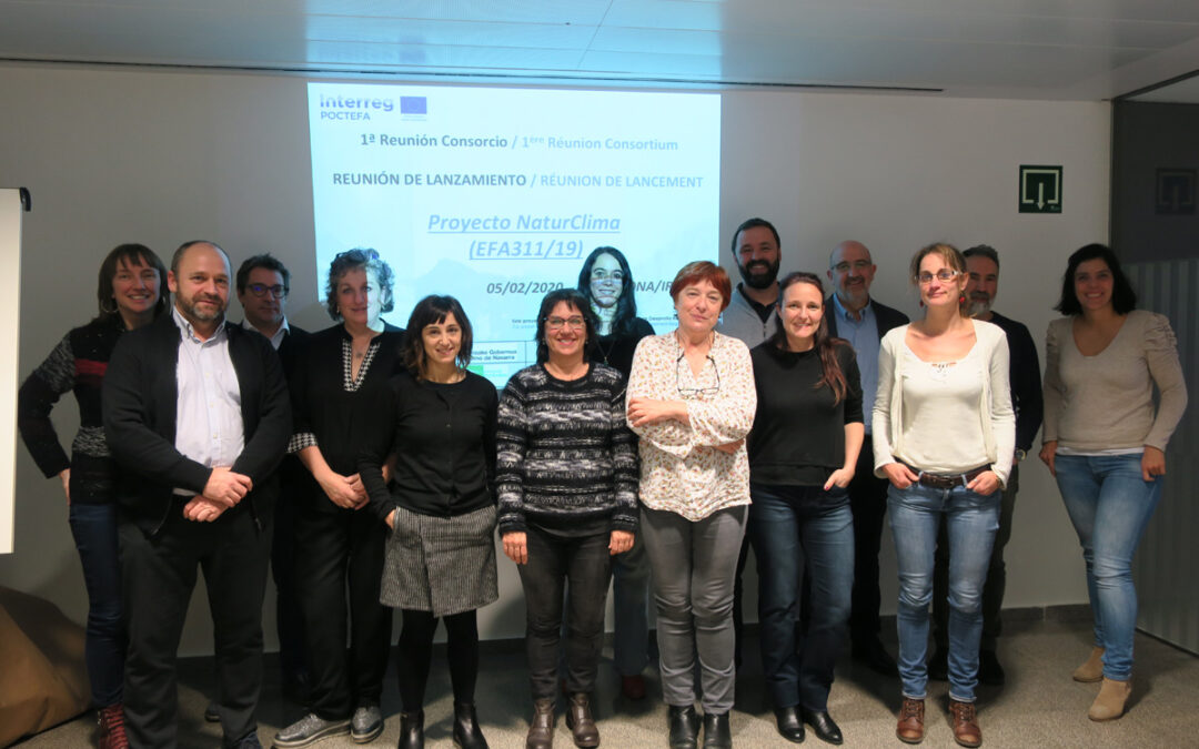 Presentado el proyecto europeo NaturClima, sobre la vulnerabilidad de los espacios protegidos frente al cambio climático