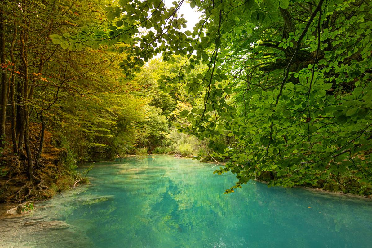 Rivière Urederra