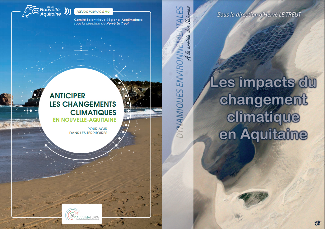 F17 Anticipación e impacto del Cambio Climático en Nueva Aquitania