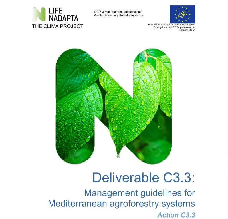 F21 Manual Directrices de gestión de sistemas agroforestales mediterráneos