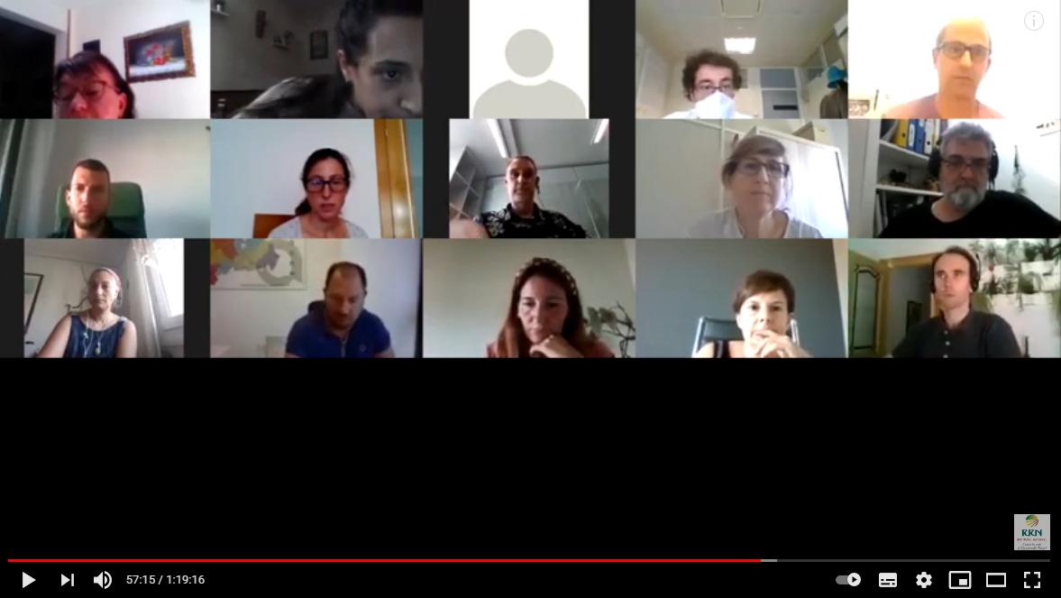 F24 Intercambio virtual entre Grupos Operativos y Proyectos Innovadores y Programa Horizonte 2020 con temática de cambio climático y reducción de huella de carbono2