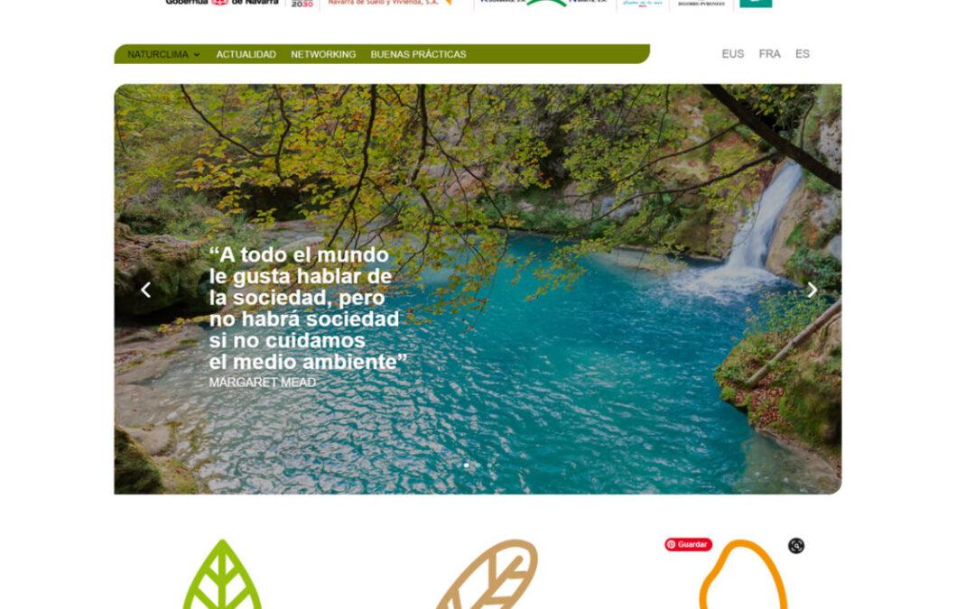 NaturClima ya tiene web