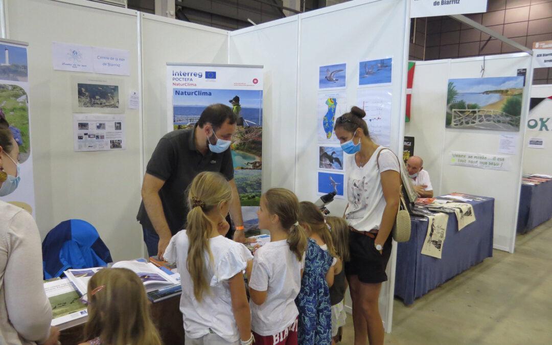 investigaciones del Centro del Mar, presentados en foro de las asociaciones de biarritz