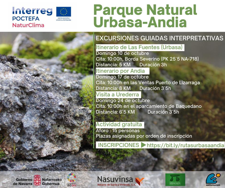 Parque Natural Urbasa-Andia